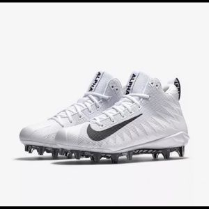 Nike 14.5 Alpha Menace Pro Mid TD Football Cleats